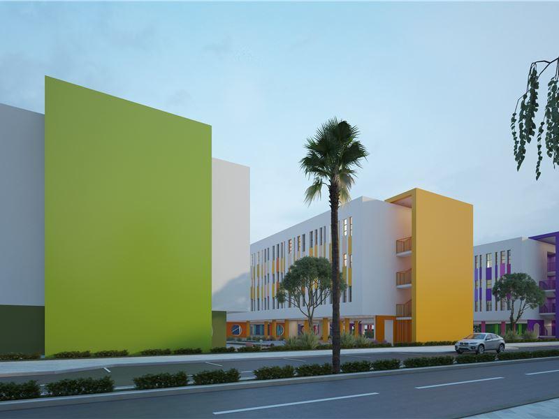 School Campus - SABIS® International School — Yas Island, Abu ...